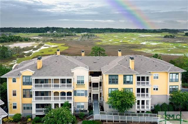 2332 Whitemarsh Way, Savannah, GA 31410 (MLS #253332) :: Coldwell Banker Access Realty