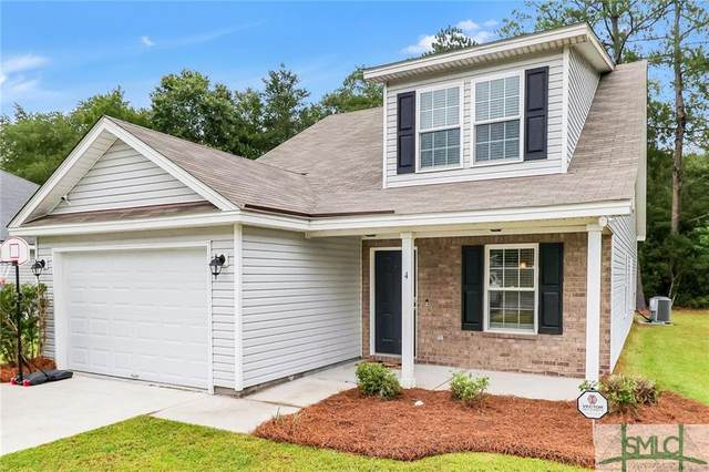 4 Glenmore Drive, Guyton, GA 31312 (MLS #253335) :: Keller Williams Coastal Area Partners
