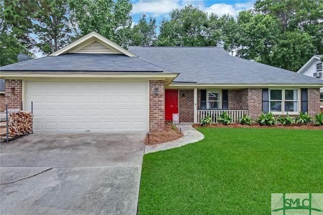 134 Tiana Circle, Savannah, GA 31406 (MLS #253337) :: Heather Murphy Real Estate Group