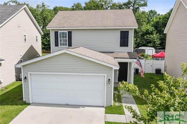 64 Ristona Drive, Savannah, GA 31419 (MLS #253341) :: Team Kristin Brown | Keller Williams Coastal Area Partners