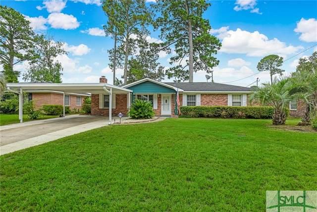 7111 Hialeah Circle, Savannah, GA 31406 (MLS #253343) :: The Arlow Real Estate Group