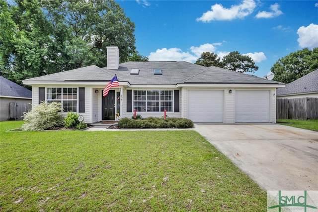 35 Cutler Drive, Savannah, GA 31419 (MLS #253351) :: Teresa Cowart Team
