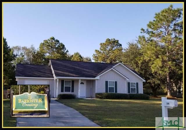 108 Dailey Drive, Guyton, GA 31312 (MLS #253368) :: Team Kristin Brown | Keller Williams Coastal Area Partners
