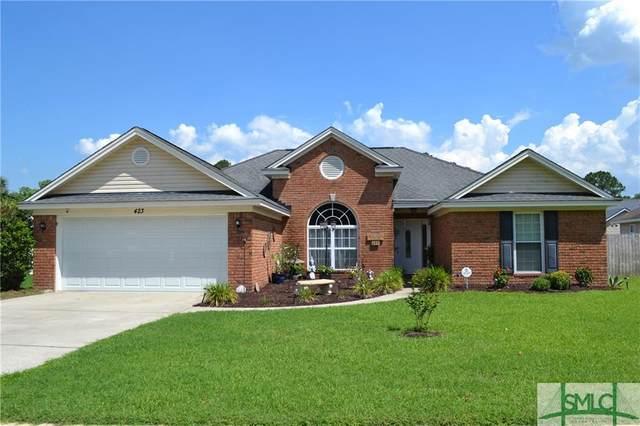 423 Roberts Way, Rincon, GA 31326 (MLS #253370) :: Coldwell Banker Access Realty