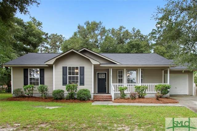 221 Fawn Court, Springfield, GA 31329 (MLS #253392) :: Coldwell Banker Access Realty