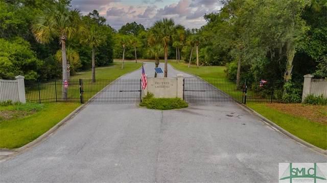 Lot 14 Lake Bluff Road, Midway, GA 31320 (MLS #253403) :: Keller Williams Coastal Area Partners