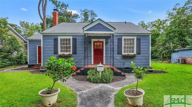 1204 E 41st Street, Savannah, GA 31404 (MLS #253414) :: Coldwell Banker Access Realty