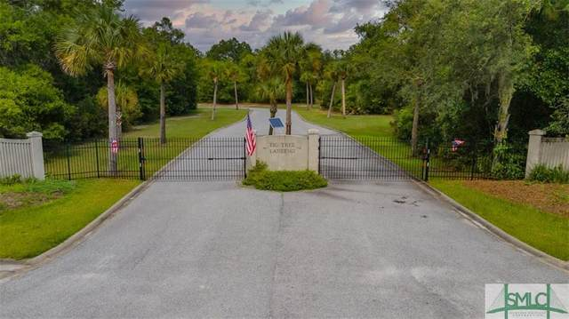 Lot 30 Lake Bluff Road, Midway, GA 31320 (MLS #253415) :: Keller Williams Coastal Area Partners