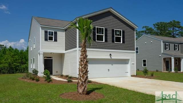 225 Caribbean Village Drive, Guyton, GA 31312 (MLS #253425) :: The Allen Real Estate Group