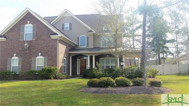 4 Majestic Pine Court, Pooler, GA 31322 (MLS #253427) :: The Arlow Real Estate Group
