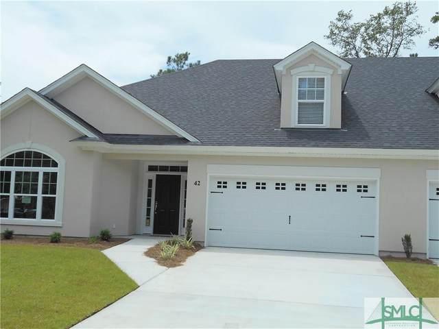 17 Scarlet Maple Lane, Savannah, GA 31419 (MLS #253435) :: Teresa Cowart Team