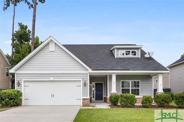 60 Glen Way, Richmond Hill, GA 31324 (MLS #253441) :: Coldwell Banker Access Realty