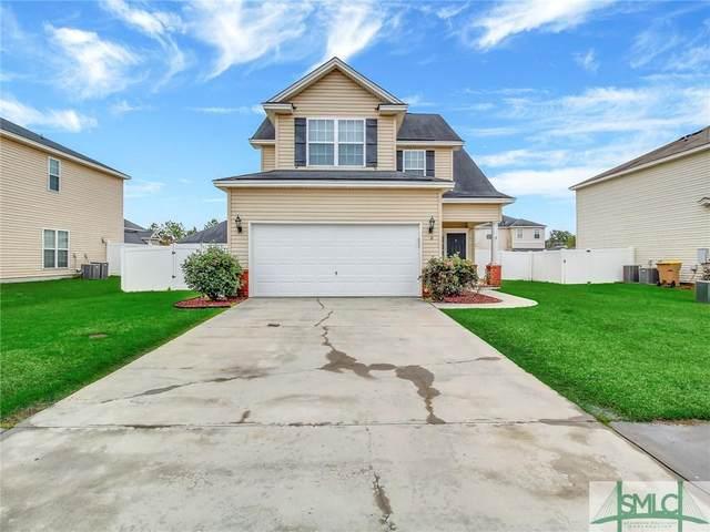 60 Rhett Lane, Richmond Hill, GA 31324 (MLS #253443) :: Keller Williams Coastal Area Partners