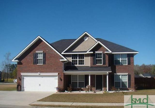 204 Whitaker Way, Midway, GA 31320 (MLS #253444) :: Coldwell Banker Access Realty