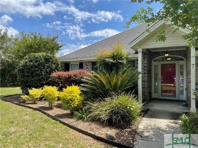 7 Hidden Creek Drive, Ellabell, GA 31308 (MLS #253447) :: Keller Williams Coastal Area Partners