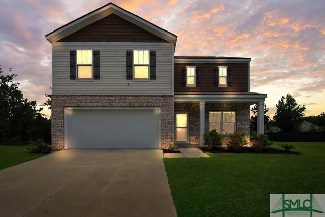 654 Hogan Drive, Richmond Hill, GA 31324 (MLS #253448) :: Keller Williams Coastal Area Partners