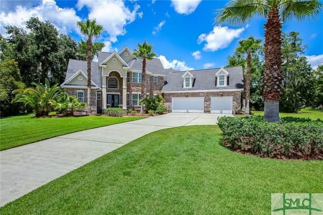567 Channing Drive, Richmond Hill, GA 31324 (MLS #253500) :: Heather Murphy Real Estate Group