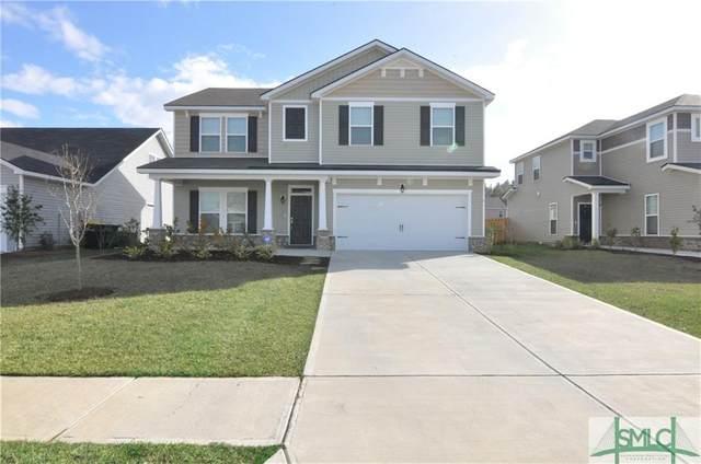 7 Invierno Lake Drive, Savannah, GA 31407 (MLS #253501) :: Keller Williams Coastal Area Partners