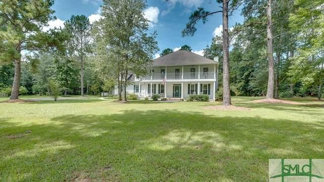 643 Old Mill Creek Road, Ellabell, GA 31308 (MLS #253511) :: Keller Williams Coastal Area Partners
