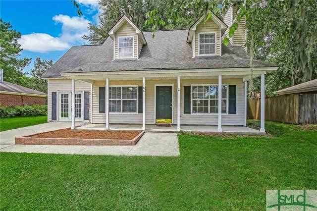 166 Bordeaux Lane, Savannah, GA 31419 (MLS #253514) :: Heather Murphy Real Estate Group
