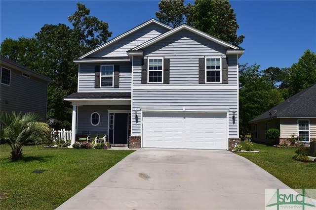 191 Peregrine Circle, Richmond Hill, GA 31324 (MLS #253516) :: Keller Williams Coastal Area Partners