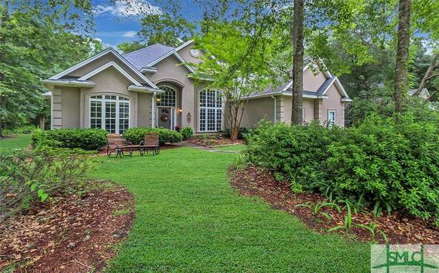 120 Windsong Drive, Richmond Hill, GA 31324 (MLS #253519) :: Coldwell Banker Access Realty