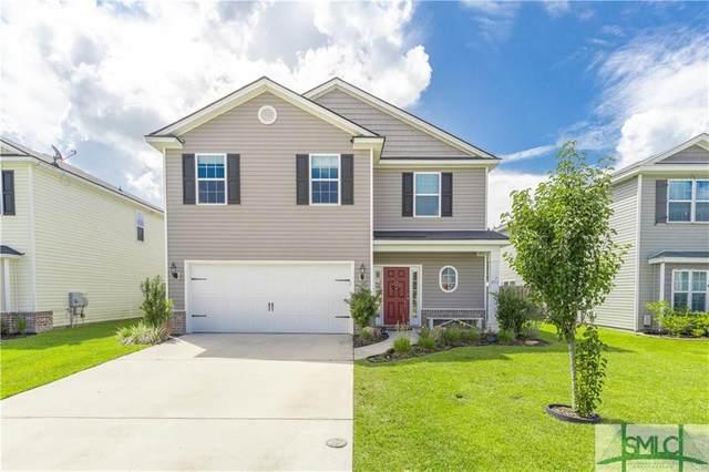 251 Cypress Creek Lane, Guyton, GA 31312 (MLS #253524) :: Keller Williams Coastal Area Partners