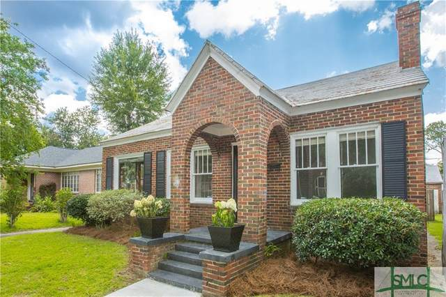 513 E 50th Street, Savannah, GA 31405 (MLS #253525) :: Bocook Realty