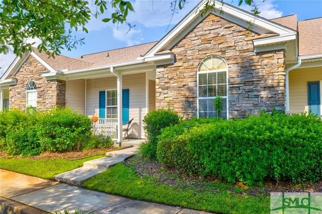 5 Flint Court, Savannah, GA 31419 (MLS #253535) :: Coldwell Banker Access Realty
