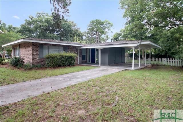 16 Regent Drive, Savannah, GA 31406 (MLS #253539) :: Coldwell Banker Access Realty