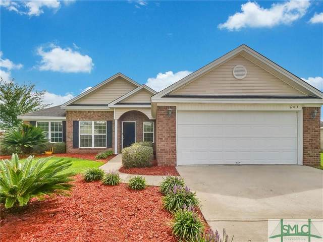 603 Herrington Street, Glennville, GA 30427 (MLS #253542) :: Luxe Real Estate Services