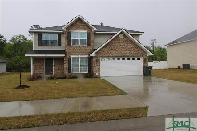 180 Grandview Drive, Hinesville, GA 31313 (MLS #253543) :: McIntosh Realty Team