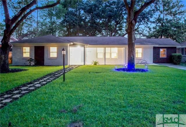 4735 Sylvan Drive, Savannah, GA 31405 (MLS #253544) :: Keller Williams Coastal Area Partners
