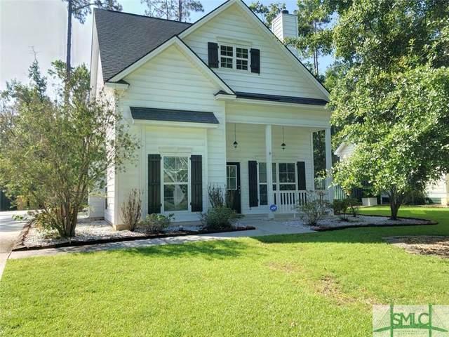 100 Tupelo Trail, Richmond Hill, GA 31324 (MLS #253551) :: McIntosh Realty Team
