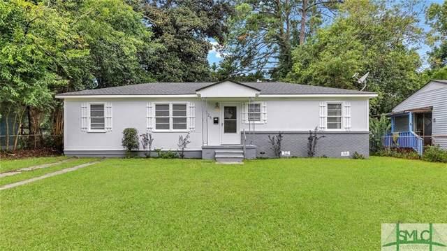 325 Bunting Drive, Savannah, GA 31404 (MLS #253564) :: Keller Williams Coastal Area Partners