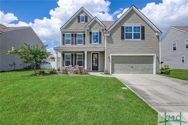 118 Westover Drive, Savannah, GA 31407 (MLS #253565) :: Keller Williams Coastal Area Partners