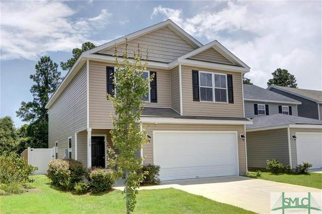 138 Ristona Drive, Savannah, GA 31419 (MLS #253573) :: McIntosh Realty Team