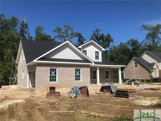 156 Sweetwater Circle, Rincon, GA 31326 (MLS #253583) :: Keller Williams Coastal Area Partners