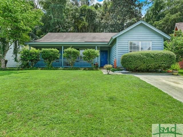 126 Countrywalk Circle, Savannah, GA 31419 (MLS #253588) :: Bocook Realty