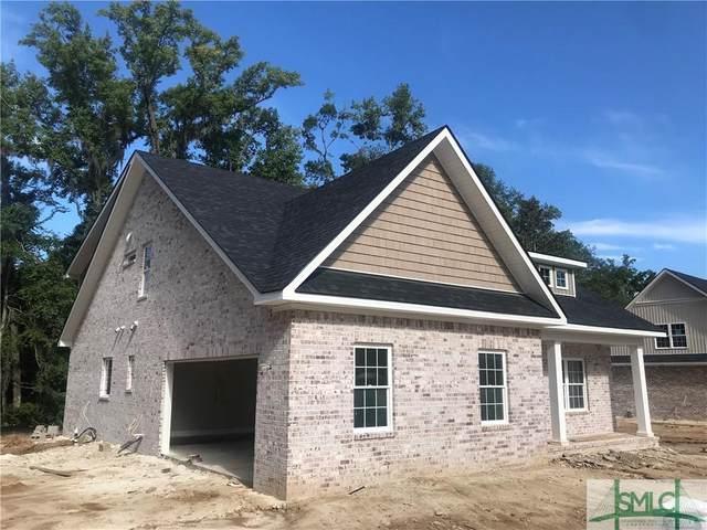 160 Sweetwater Circle, Rincon, GA 31326 (MLS #253589) :: Keller Williams Coastal Area Partners