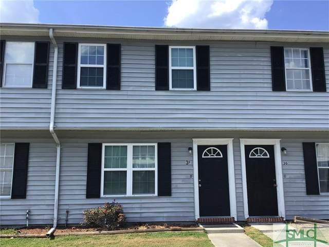 1100 Pineland Avenue 3F, Hinesville, GA 31313 (MLS #253599) :: McIntosh Realty Team