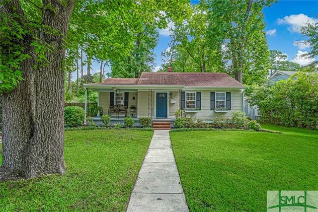 414 E 58Th Street, Savannah, GA 31405 (MLS #253602) :: Heather Murphy Real Estate Group
