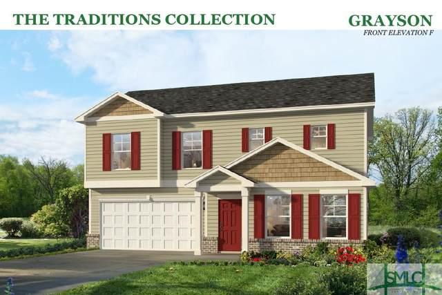 104 Dunnoman Drive, Savannah, GA 31419 (MLS #253603) :: Keller Williams Coastal Area Partners