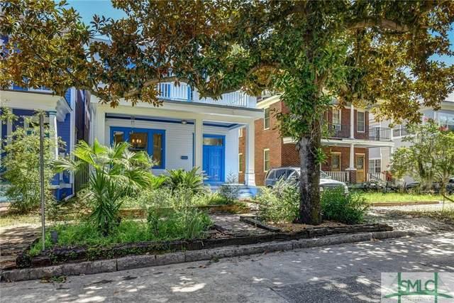 203 W 40th Street, Savannah, GA 31401 (MLS #253604) :: Heather Murphy Real Estate Group
