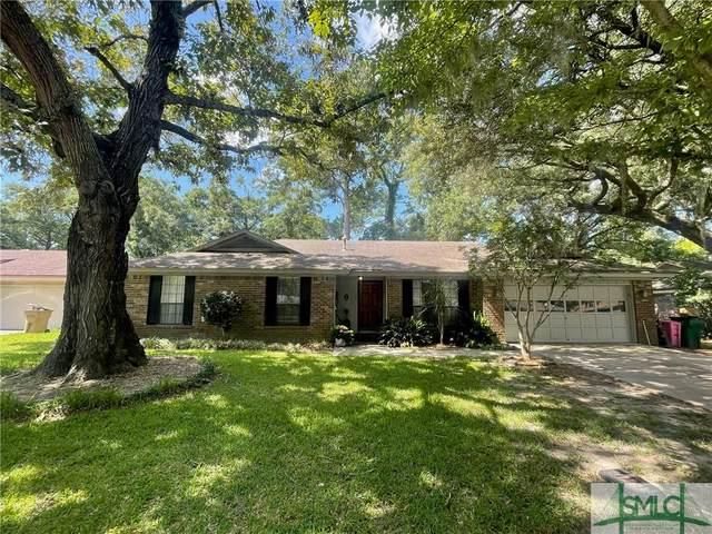 113 Blue Heron Drive, Savannah, GA 31410 (MLS #253605) :: Coldwell Banker Access Realty