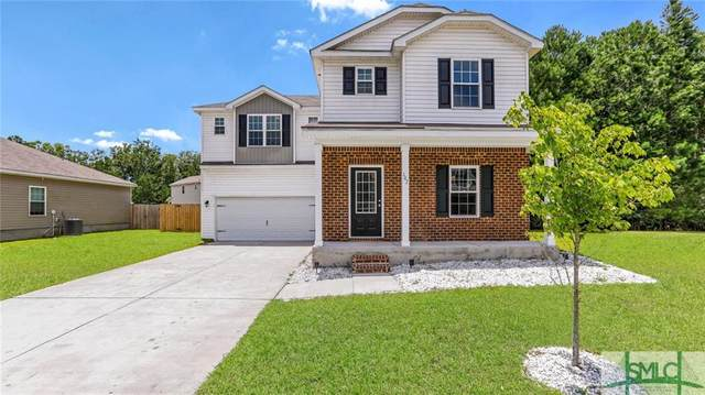 107 Cockle Shell Road, Savannah, GA 31419 (MLS #253632) :: Teresa Cowart Team