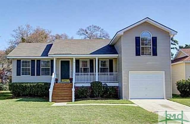 8 S Lake Drive, Savannah, GA 31410 (MLS #253644) :: McIntosh Realty Team