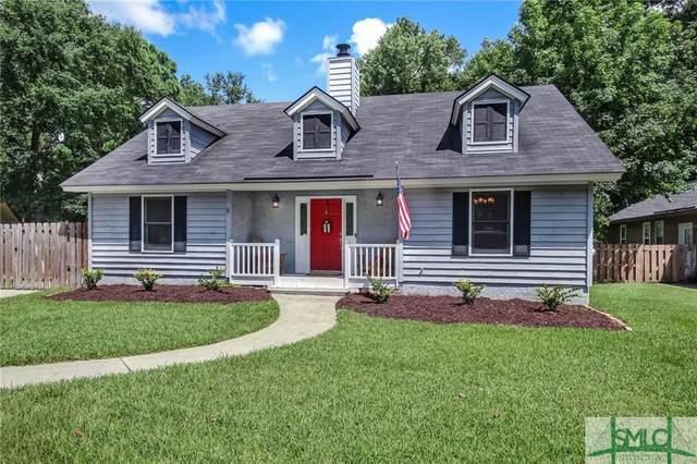 8 Green Iris Court, Savannah, GA 31419 (MLS #253647) :: The Arlow Real Estate Group