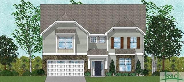 4868 Castleoak Drive, Richmond Hill, GA 31324 (MLS #253651) :: Coldwell Banker Access Realty