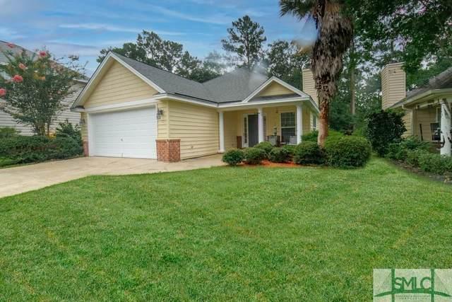 145 Oak Ridge Circle, Richmond Hill, GA 31324 (MLS #253654) :: Coldwell Banker Access Realty